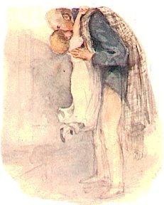 Pet Marjorie and Sir Walter Scott