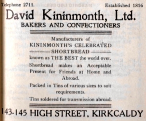 David Kininmonth, Ltd.