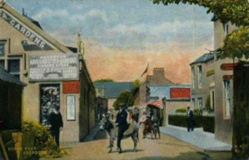 Aberdour, Shore Road - eBay
