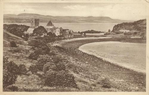 Aberdour, The Monastry - eBay