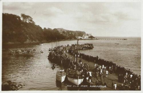 Aberdour, The Old Pier - eBay