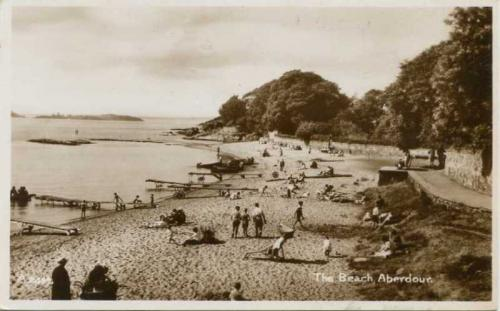 Aberdour, the Beach - eBay