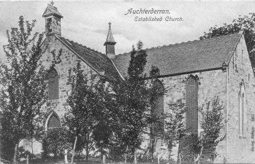 Auchterderran, Established Church 1905 (LF)