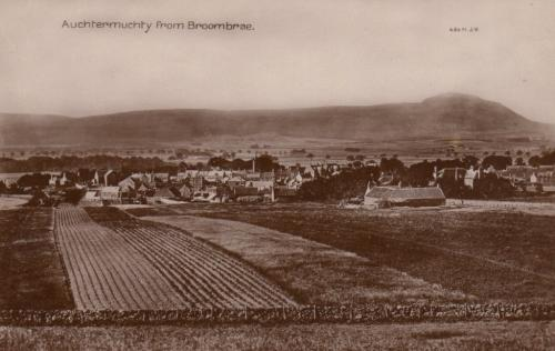 Auchtermuchty, From Broombrae - eBay