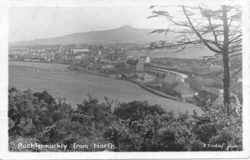 Auchtermuchty, From the North1913 (LF)
