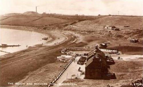 Buckhaven, The Beach and Bathing Pool