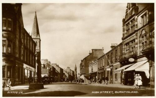 Burntisland, High Street - eBay