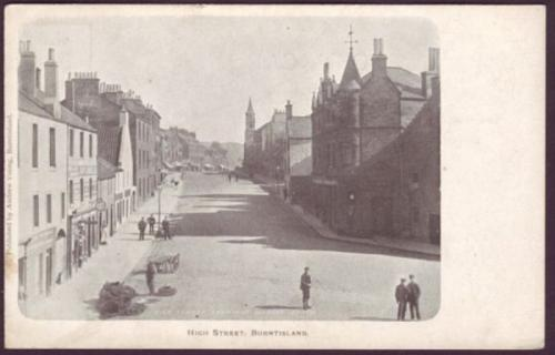 Burntisland, High Street