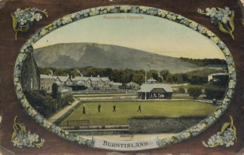 Burntisland, Recreation Grounds - eBay