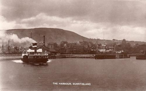 Burntisland, The Harbour - eBay