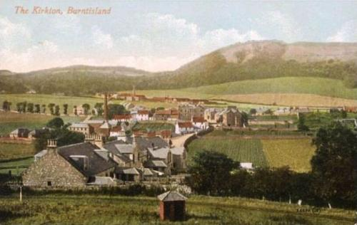 Burntisland, The Kirkton