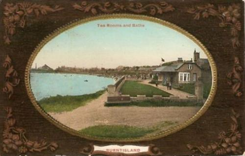Burntisland,Tea Rooms and Baths - eBay