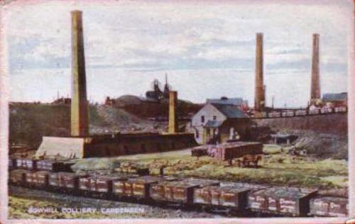 Cardenden, Bowhill Colliery