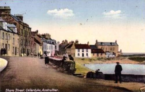 Cellardyke, Shore Street