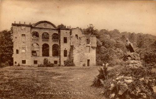 Ceres, Craighall Castle - eBay