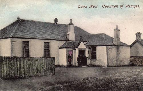 Coaltown of Wemyss, Town Hall - eBay
