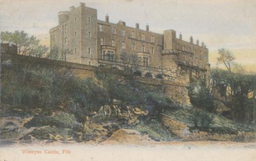 Coaltown of Wemyss, Wemyss Castle