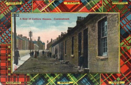 Cowdenbeath, Colliers Houses