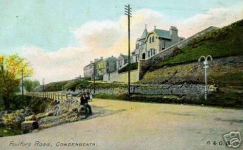 Cowdenbeath, Foulford Road