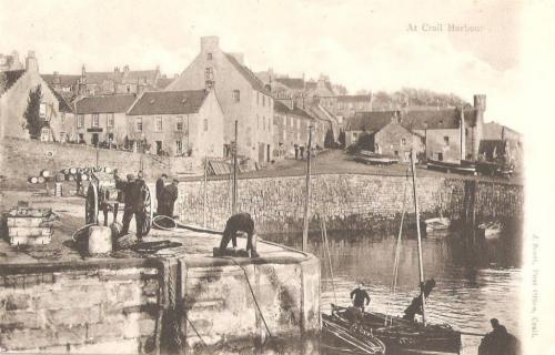Crail, At Harbour - eBay
