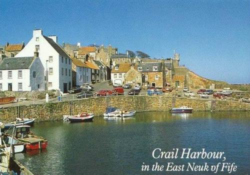 Crail, Harbour in the East Neuk - Delcampe
