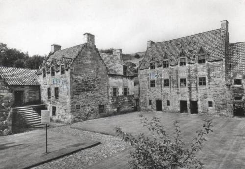 Culross, Palace from the Close