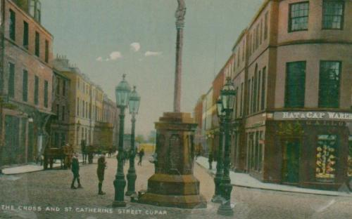 Cupar, The Cross and St Catherine Street - eBay (1)