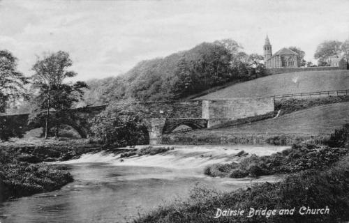 Dairsie, Church 1916 (LF)