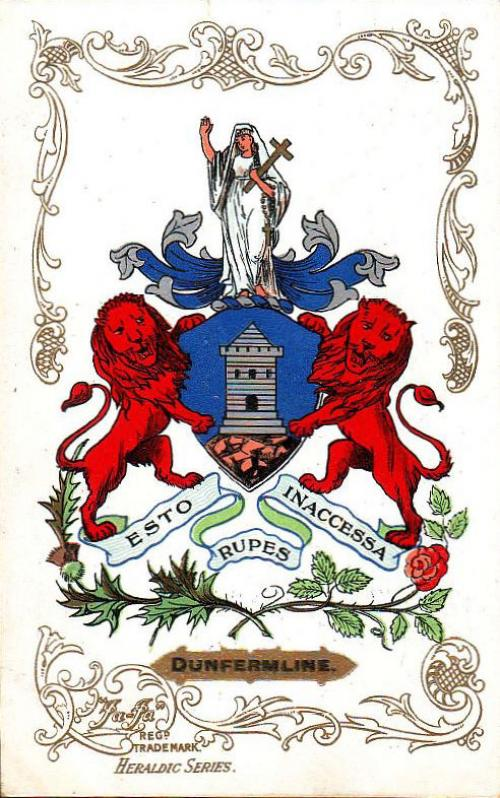 Dunfermline, Coat of Arms