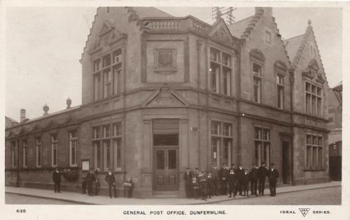 Dunfermline, General Post Office - eBay