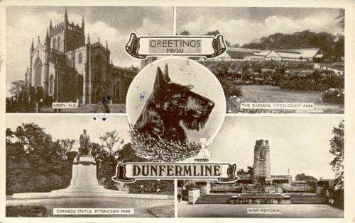 Dunfermline, Greetings From