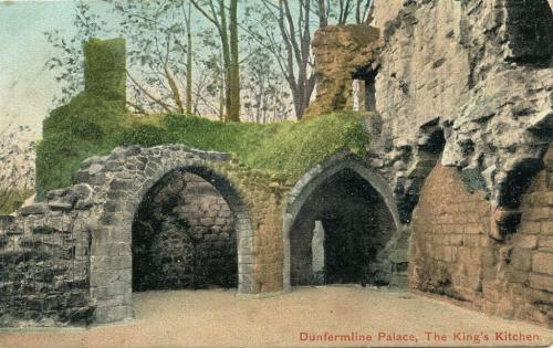 Dunfermline, Palace The Kings Kitchen - eBay