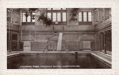 Dunfermline, Swimming Pool, Carnegie Baths - eBay