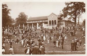 Dunfermline, Tea House, Piitencrieff Park, Lots of People - eBay