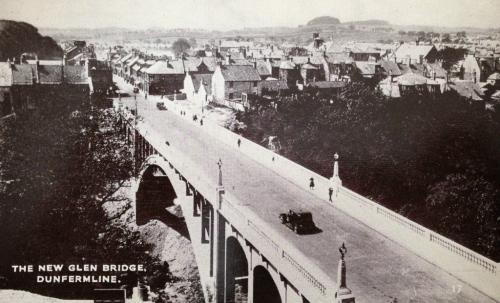 Dunfermline, The New Glen Bridge - eBay