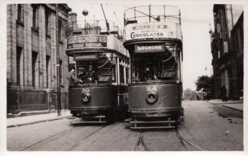Dunfermline, Trams to Townhill and Lochore - eBay