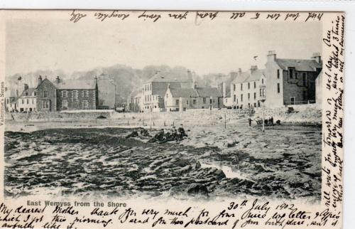 East Wemyss, From the Shore - eBay