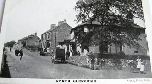 Glencraig, North