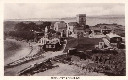 Inchcolm, A General View - eBay
