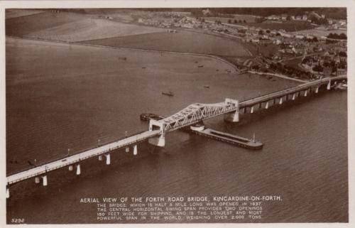 Kincardine, The Bridge - eBay
