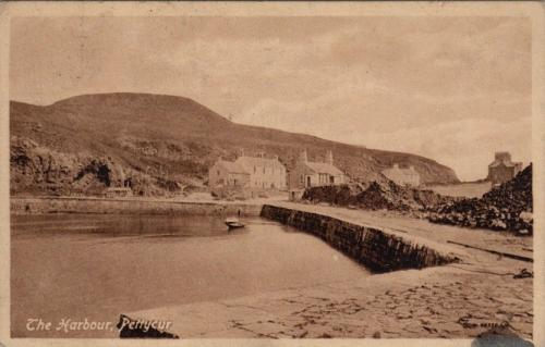 Kinghorn, The Harbour Pettycur - eBay