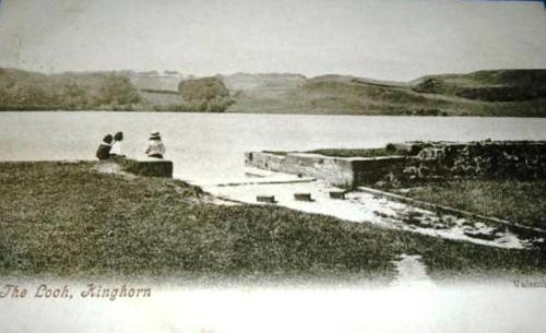 Kinghorn, The Loch