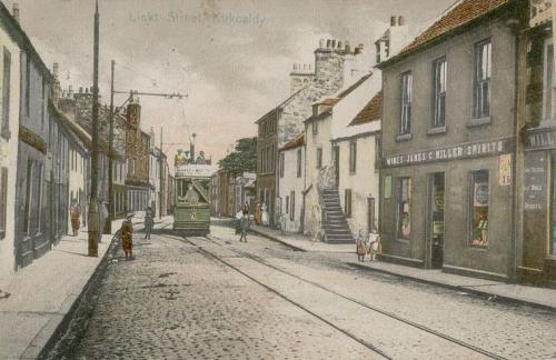 Kirkcaldy, Links Street- eBay