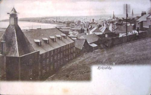 Kirkcaldy, Overview of Town - eBay