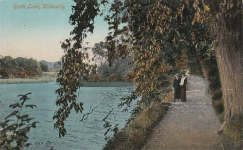 Kirkcaldy, Raith Lake - eBay