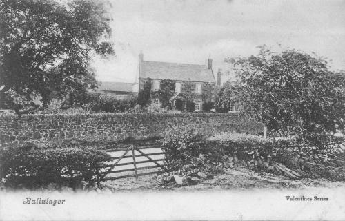 Letham, Balintager c1908 (LF)