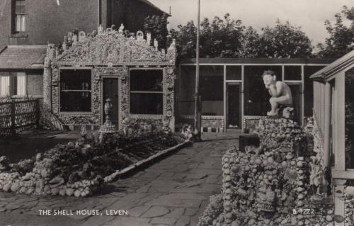 Leven, The Shell House - eBay