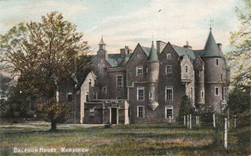 Markinch, Balfour House - eBay