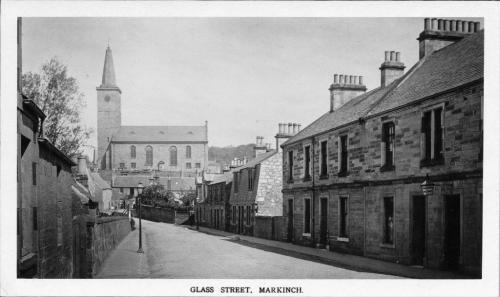 Markinch, Glass Street Terras (LF)
