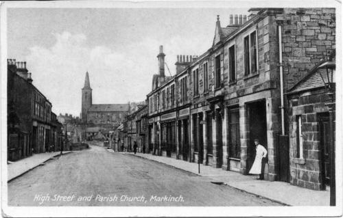 Markinch, High Street (LF)